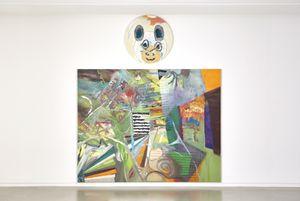 Self portrait by BAEK Kyungho contemporary artwork