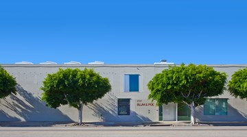 Blum & Poe contemporary art gallery in Los Angeles, USA