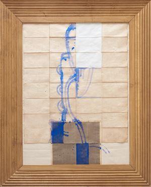Salt Cardinals 11 by James Brown contemporary artwork