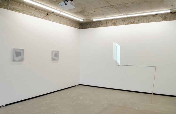 Exhibition view: Kāryn Taylor, Impossible Logic, Jhana Millers, Wellington (5 November–26 November 2020). Courtesy Jhana Millers.