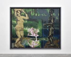 Susanne (Märkisch) by Markus Lüpertz contemporary artwork