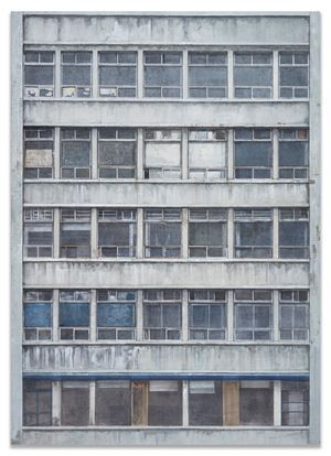 Hwanam Building by Jae Ho Jung contemporary artwork