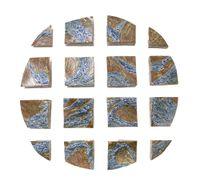 Terrain 1 by Jon Pettyjohn contemporary artwork ceramics