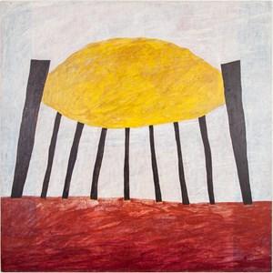 Sun Bridge Again by Gaylord Chan contemporary artwork