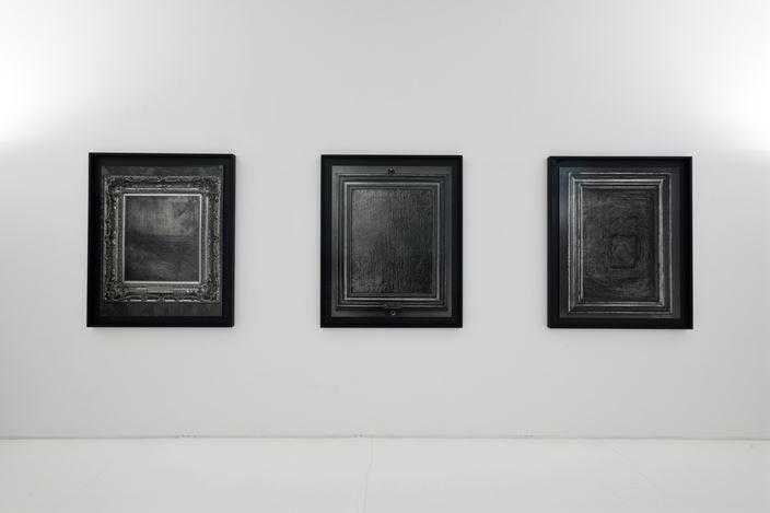 Exhibition view: Yuji Ono, Vice Versa—Les Tableaux, ShugoArts, Tokyo (12 December 2018–2 February 2019). Courtesy ShugoArts.