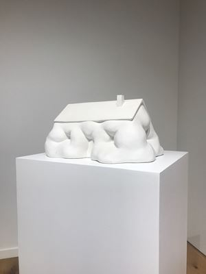 Little Big House by Erwin Wurm contemporary artwork