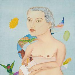 Cecilia Vicuña contemporary artist