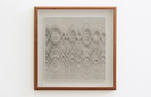 Relevo progressivo by Abraham Palatnik contemporary artwork