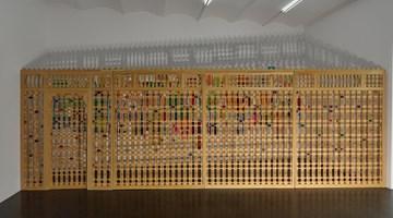 Contemporary art exhibition, Katharina Wulff, La décoration de l'âme at Galerie Buchholz, Cologne