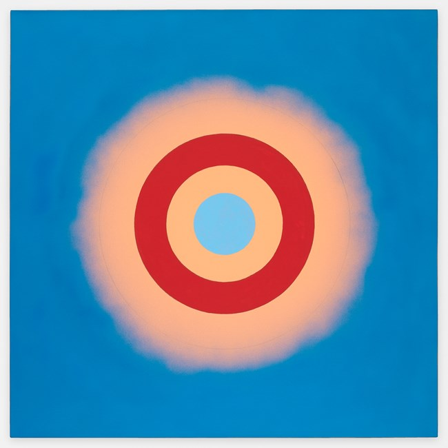 Mysteries: Wild Heart by Kenneth Noland contemporary artwork