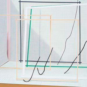 Rain Beyond by Suyeon Kim contemporary artwork