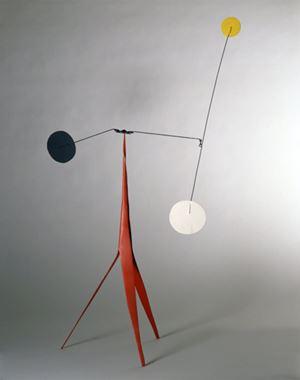Frère (maquette) by Alexander Calder contemporary artwork