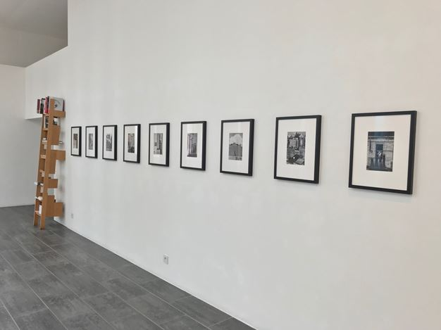 Exhibition view:André Kertész,Michael Wolf, Rooftops,Gallery FIFTY ONE TOO, Antwerp (10 September–26 October 2019). Courtesy Gallery FIFTY ONE.