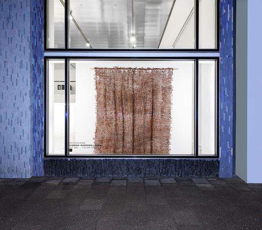 Exhibition view: Ximena Garrido-Lecca, Showcase: Ximena Garrido-Lecca, Capitain Petzel, Berlin (7 February–10 April 2021).Courtesy Capitain Petzel.Photo: Gunter Lepkowski.