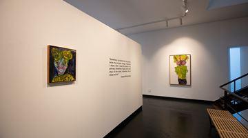 Contemporary art exhibition, Nyasha Marovatsanga, Johno Mellish, Different Angles at THK Gallery , Cape Town
