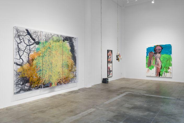 Exhibition view: Group Exhibition, In Focus: LA Artists, Hauser & Wirth, Los Angeles (8 July–22 August 2021). Courtesy Hauser & WirthPhoto: Jeff McLane