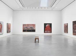"Philip Guston<br><em>Philip Guston, 1969 – 1979</em><br><span class=""oc-gallery"">Hauser & Wirth</span>"
