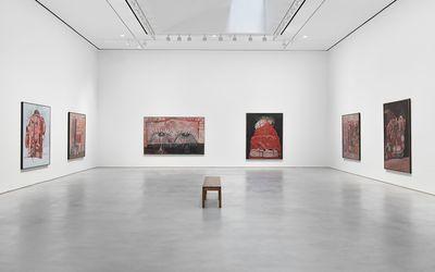 Contemporary art exhibition, Philip Guston, Philip Guston, 1969 – 1979 at Hauser & Wirth, 22nd Street, New York, USA