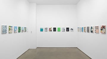 Contemporary art exhibition, Brian Alfred, In Praise of Shadows at Miles McEnery Gallery, New York