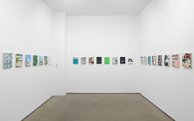 Exhibition view: Brian Alfred, In Praise of Shadows, Ameringer   McEnery   Yohe, New York (26 May–1 July 2016). Courtesy Ameringer   McEnery   Yohe, New York.