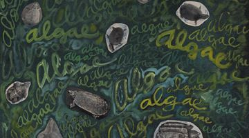 Contemporary art exhibition, Robert Smithson, Primordial Beginnings at Galerie Marian Goodman, Paris, France