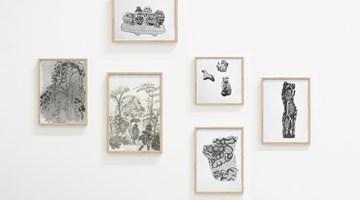 Contemporary art exhibition, Han Mengyun, Splinters of Jade 玉屑集 at A Thousand Plateaus Art Space, Chengdu
