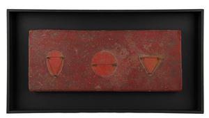 """""""Trois"""" by Camiel Van Breedam contemporary artwork"""