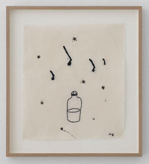 Debordement by Patricia Dreyfus contemporary artwork