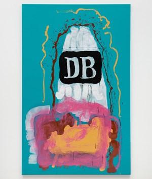 Deutsche Bahn by Michaela Eichwald contemporary artwork