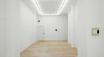 Contemporary art exhibition, Alan Johnston, Invisible Lines at Bartha Contemporary, Margaret St, London