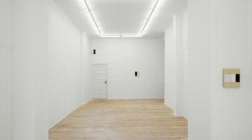 Contemporary art exhibition, Alan Johnston, Invisible Lines at Bartha Contemporary, Margaret St, United Kingdom