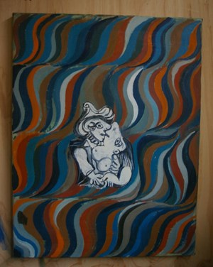 Picasso by Josey Kidd Crowe contemporary artwork