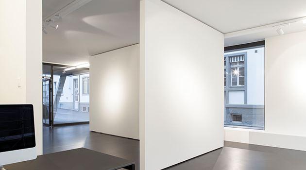 Anne Mosseri-Marlio Galerie contemporary art gallery in Basel, Switzerland