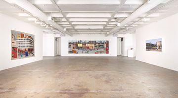 Contemporary art exhibition, Sam Nhlengethwa, Joburg Selected at Goodman Gallery, Johannesburg
