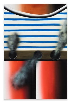 Untitled (Vacanze/Son) by Andreas Schulze contemporary artwork