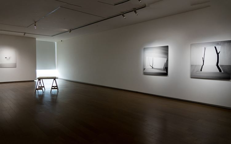 Exhibition view: Wang Yahui, A Brief History of Time 時間簡史, ESLITE GALLERY, Taipei (18 May–30 June 2019). Courtesy ESLITE GALLERY, Taipei.