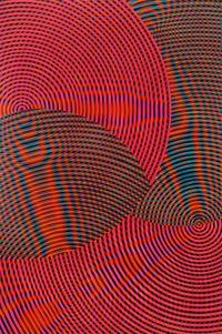 Sonice No. 61 by John Aslanidis contemporary artwork painting