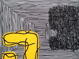 Discourse, dazzle, and snap: Jonathan Lasker's new paintings