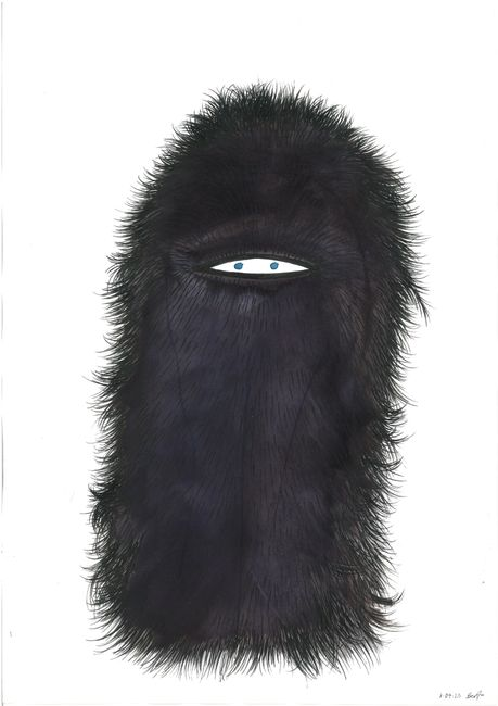 Furka by Bert Gilbert contemporary artwork