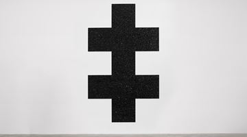 Contemporary art exhibition, Mary Corse, Variations at Lisson Gallery, London