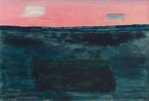 Morning Sky by Milton Avery contemporary artwork