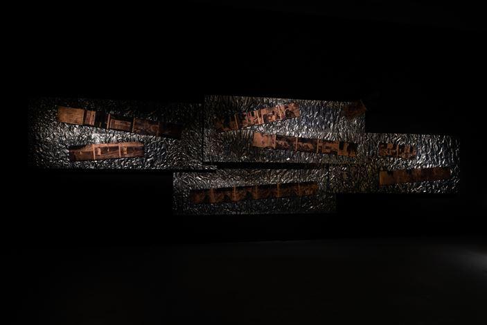 Exhibition view:Tsun-shing Cheng, Pardon: Tsun-shing Cheng Photography Exhibition–A Personal Passage Part II, TKG+, Taipei (1 August–12 September 2020). CourtesyTKG+, Taipei.