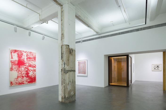Exhibition view: Group Exhibition, be/longing, Lehmann Maupin, Hong Kong (26 June– 15 August 2020). Courtesy the artists and Lehmann Maupin, New York, Hong Kong, and Seoul. Photo: Elden Cheung.