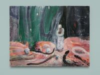 Farewell 2 by Qiu Xiaofei contemporary artwork mixed media