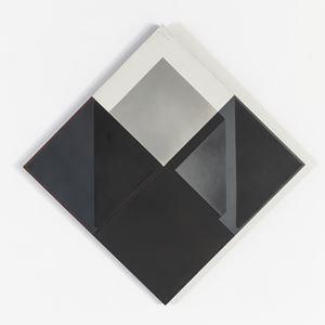 Composition géométrique by Marthe Wéry contemporary artwork