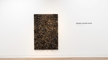 Contemporary art exhibition, Chun Kwang Young, Sensitive Structure at Beck & Eggeling International Fine Art, Düsseldorf