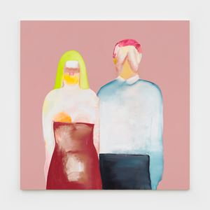DUET #2 by Tomoo Gokita contemporary artwork