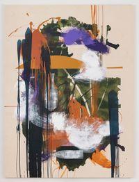 Velvet Head by Elizabeth Neel contemporary artwork painting
