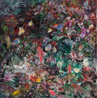 Sleepwalking 一枕梦游 by Shen Ling contemporary artwork painting