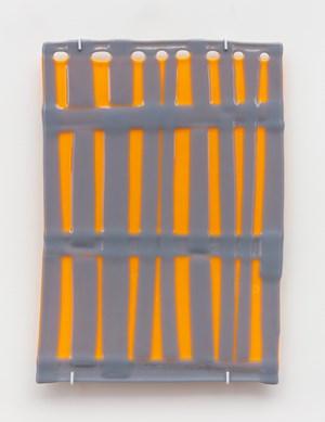 Small Bond No. XXXIII by Sam Moyer contemporary artwork